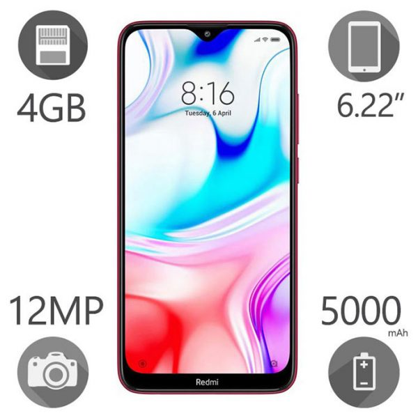 گوشی شیائومی redmi 8 -64Gb